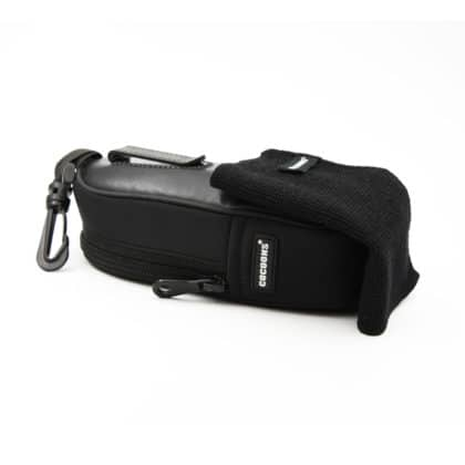 Cocoons fitover case and lens cloth
