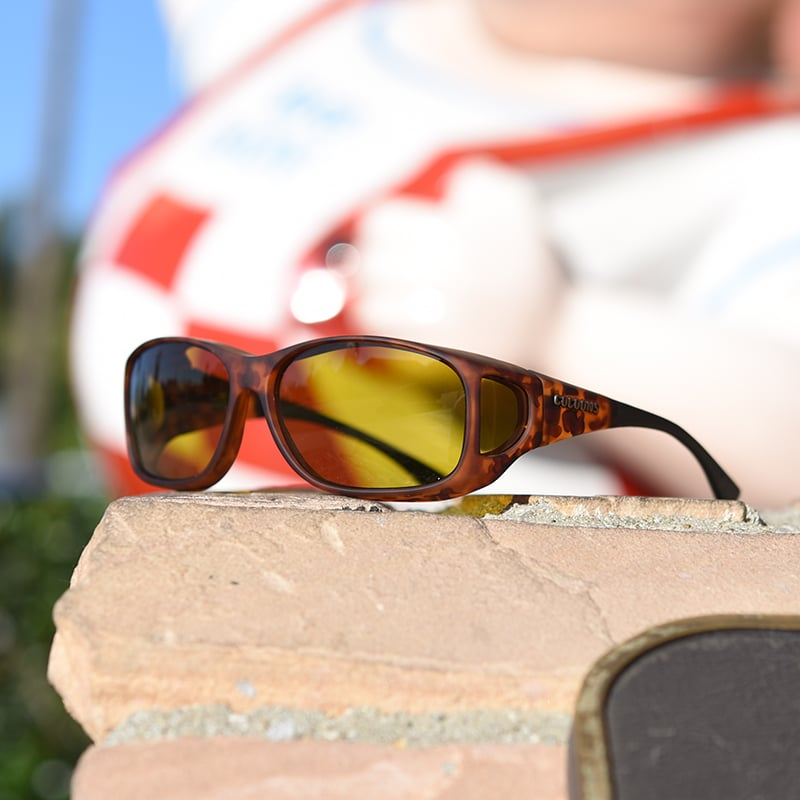 85c74eda4dc Style Line fitover sunglasses with yellow lenses