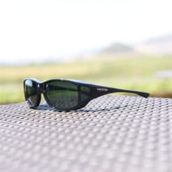 Classic Fitover sunglasses in wine country