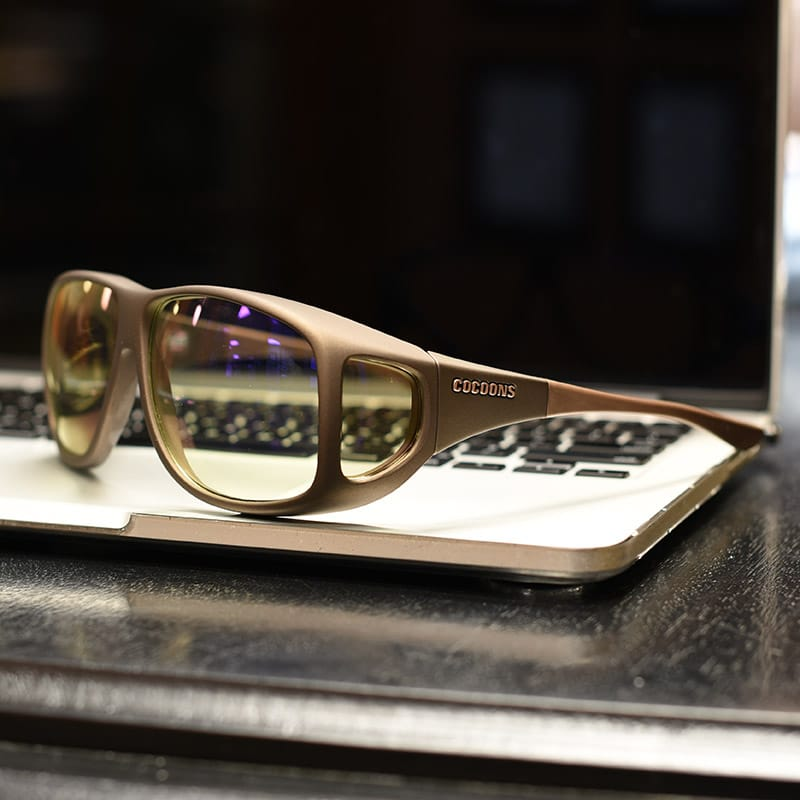 fde9b983c506 Fitover Glasses with the Purify Computer Lenses