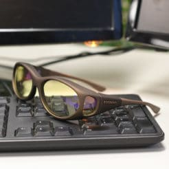 Blue Light Filtering Purify Computer Glasses