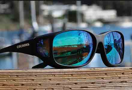Cocoons Original Polarized Fitover Sunglasses