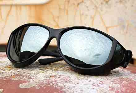 Cocoons Polare Polarized Lens System