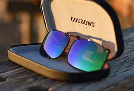 Cocoons Professional Grade Polarized Clip-Ons